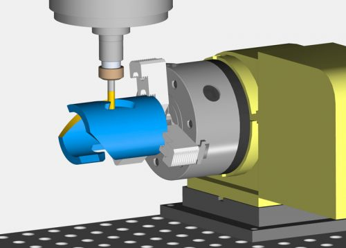 Milling-adaptive-machining-cycle